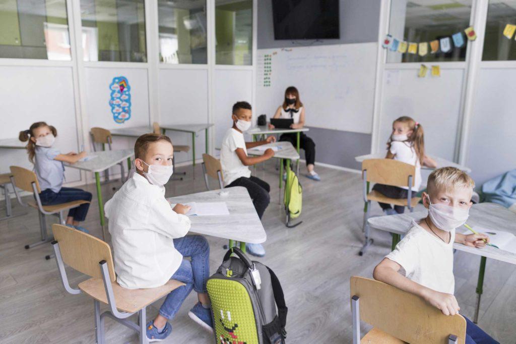 Parents pour une école en sécurité au temps du covid 19