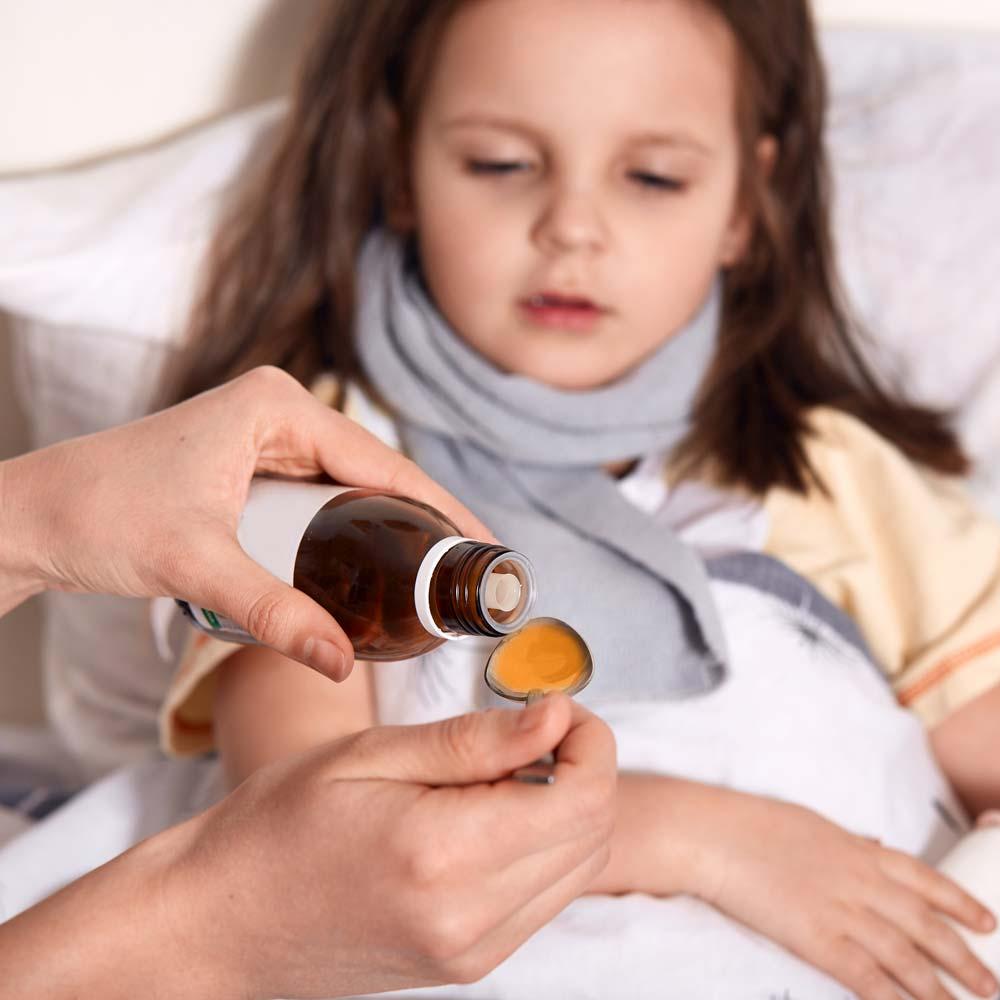 enfant malade covid long