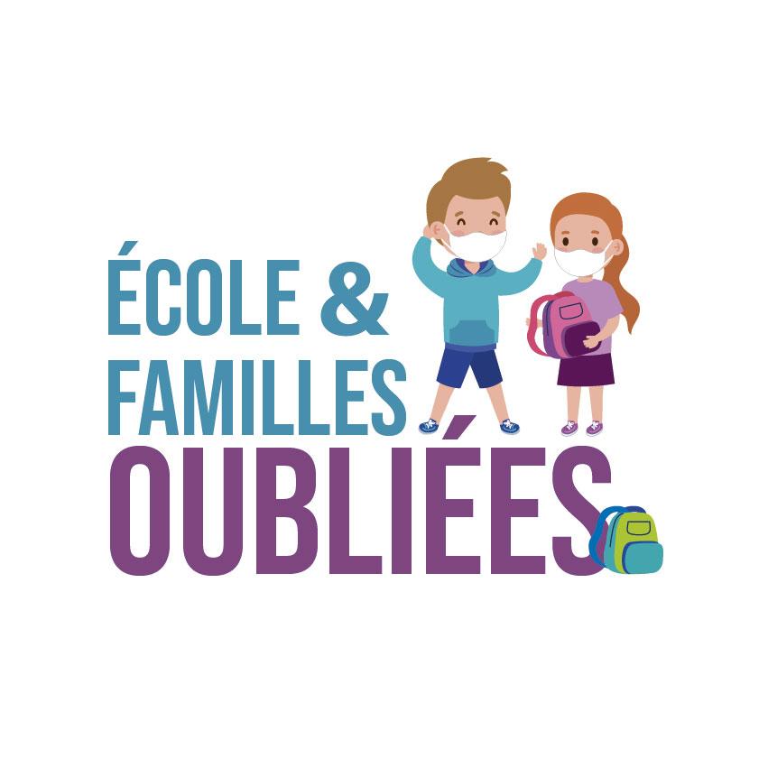Logo Ecole et Familles Oubliées