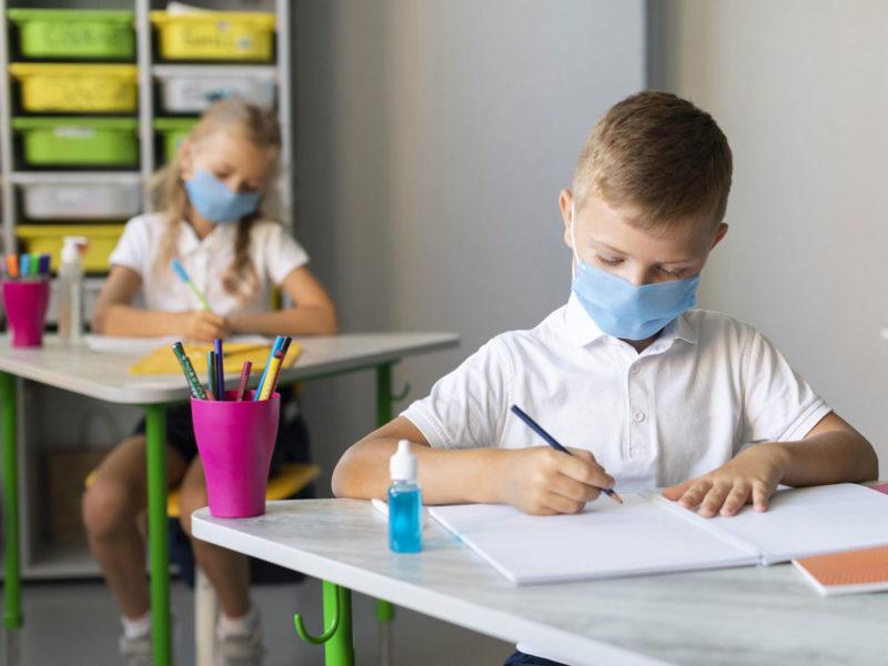 Report de le rentrée scolaire de janvier 2021